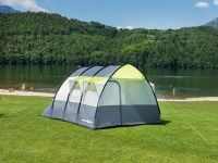 Brunner Wigwam 5 Tent grey/green at Addnature.co.uk